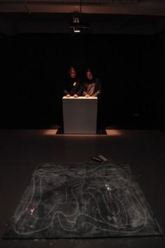 Espadaysantacruz studio Interactive Chalk Cars