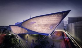Synthesis Design + Architecture   Daegu Gosan Public Library