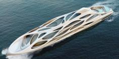 ZAHA HADID ARCHITECTS  superyacht