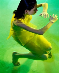 steven meisel   Floating