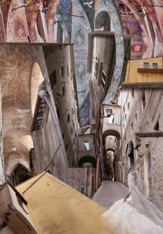 Silvia De Gennaro – Travel Notebooks- Perugia