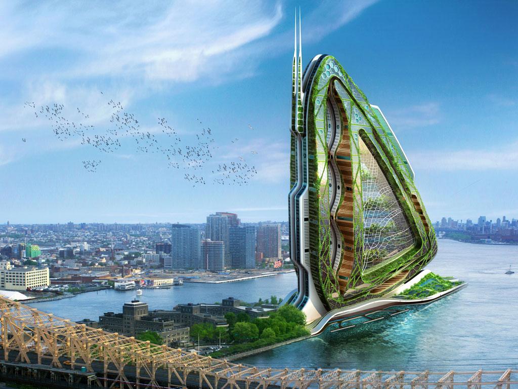Vincent Callebaut Architecte – highlike