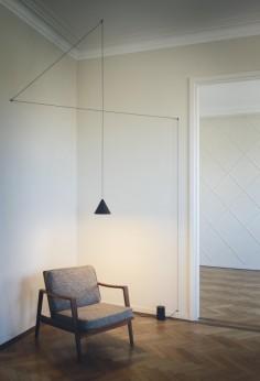 Michael Anastassiades  String Lights