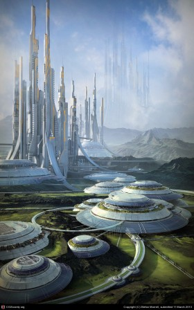 Stefan Morrell  The 12th Colony 2321