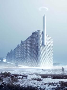 Bjarke Ingels Group  Steam Ring Generator