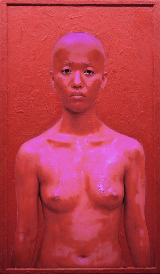 EXONEMO   Body Paint  series 33