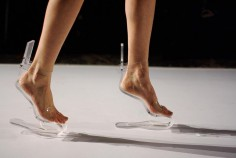 ILANIO AND IIMUAHII  Invisible Shoes