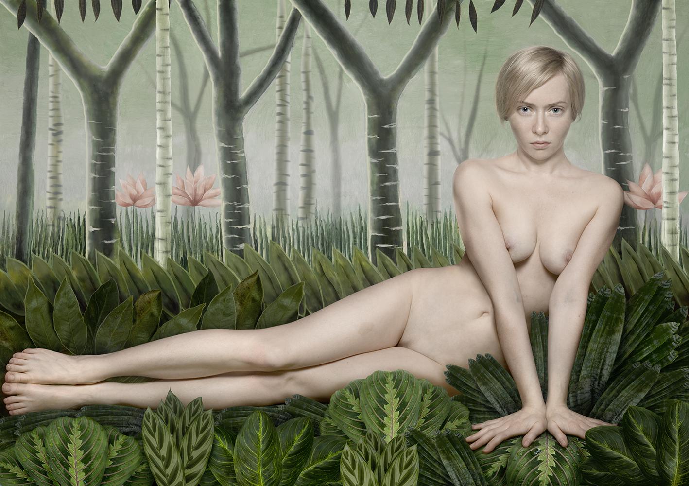 Katerina Belkina   For Rousseau