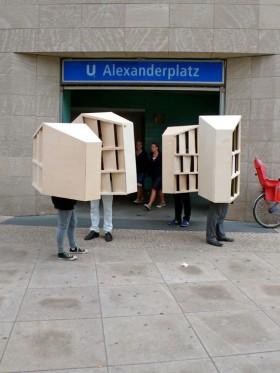 fantastic norway architects  Walking Berlin