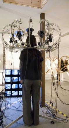 Hwang Kim  CCTV chandelier