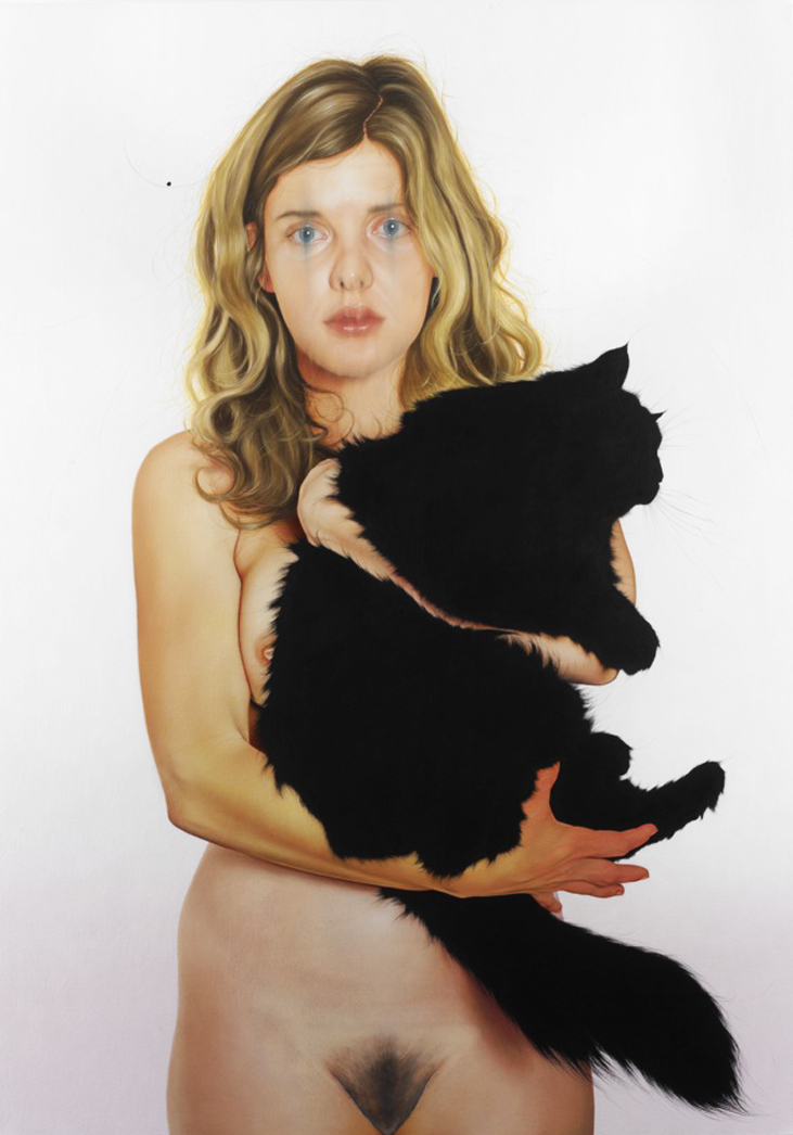 JENNY MORGAN  SYRIE AND THE CAT