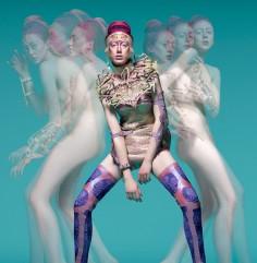 Nixi Killick  FUTURE-TIVE NATURE Collection