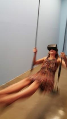 SWING CHRISTIN MARCZINZIK & THI BINH MINH NGUYEN oculus