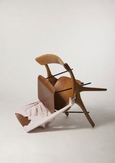 Margriet Craens and Lucas Maassen  The Chair Affair