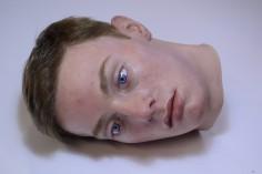 Matt Denton  Animatronic Teen Head & Arm