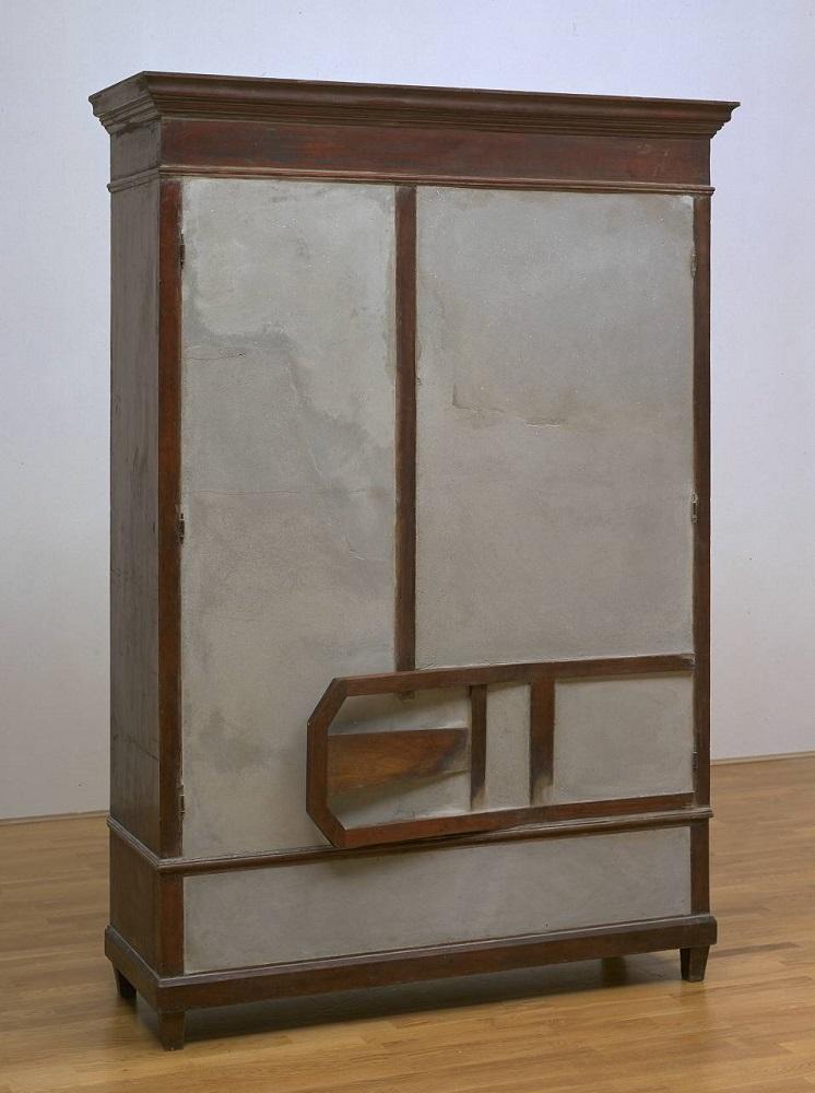 Untitled 1998 by Doris Salcedo born 1958