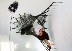 Maria Yablonina  Mobile Fibre Robot