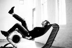 Strijbos & Van Rijswijk  rocking chairs
