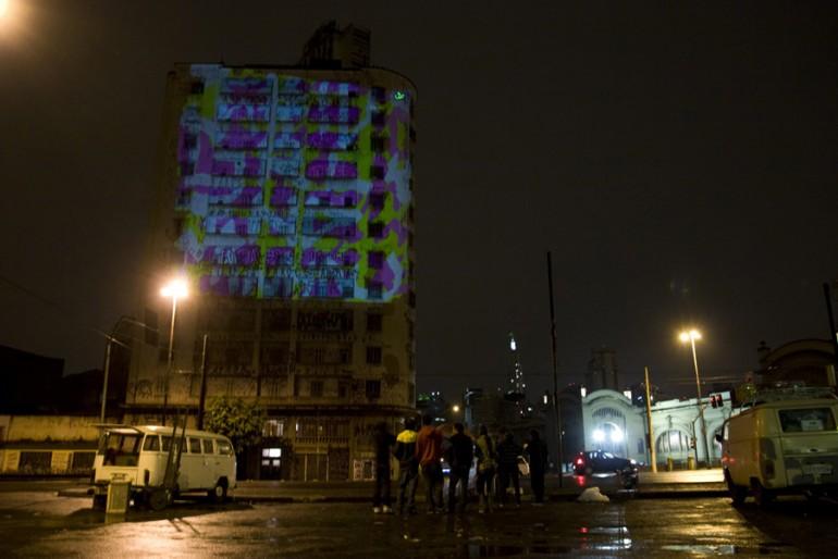file festival Graffiti Research Lab L.A.S.E.R