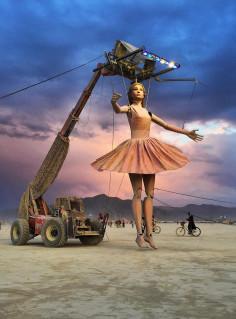 Burning Man 2017 Hyperlapse