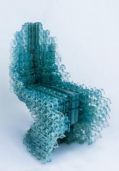 Manuel Jimenez Garcia and Gilles Retsin Nagami Design and Vicente Soler Voxel Chair