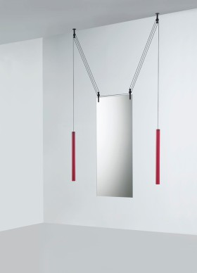 Ronan and Erwan Bouroullec Palanco Double Sided Mirror