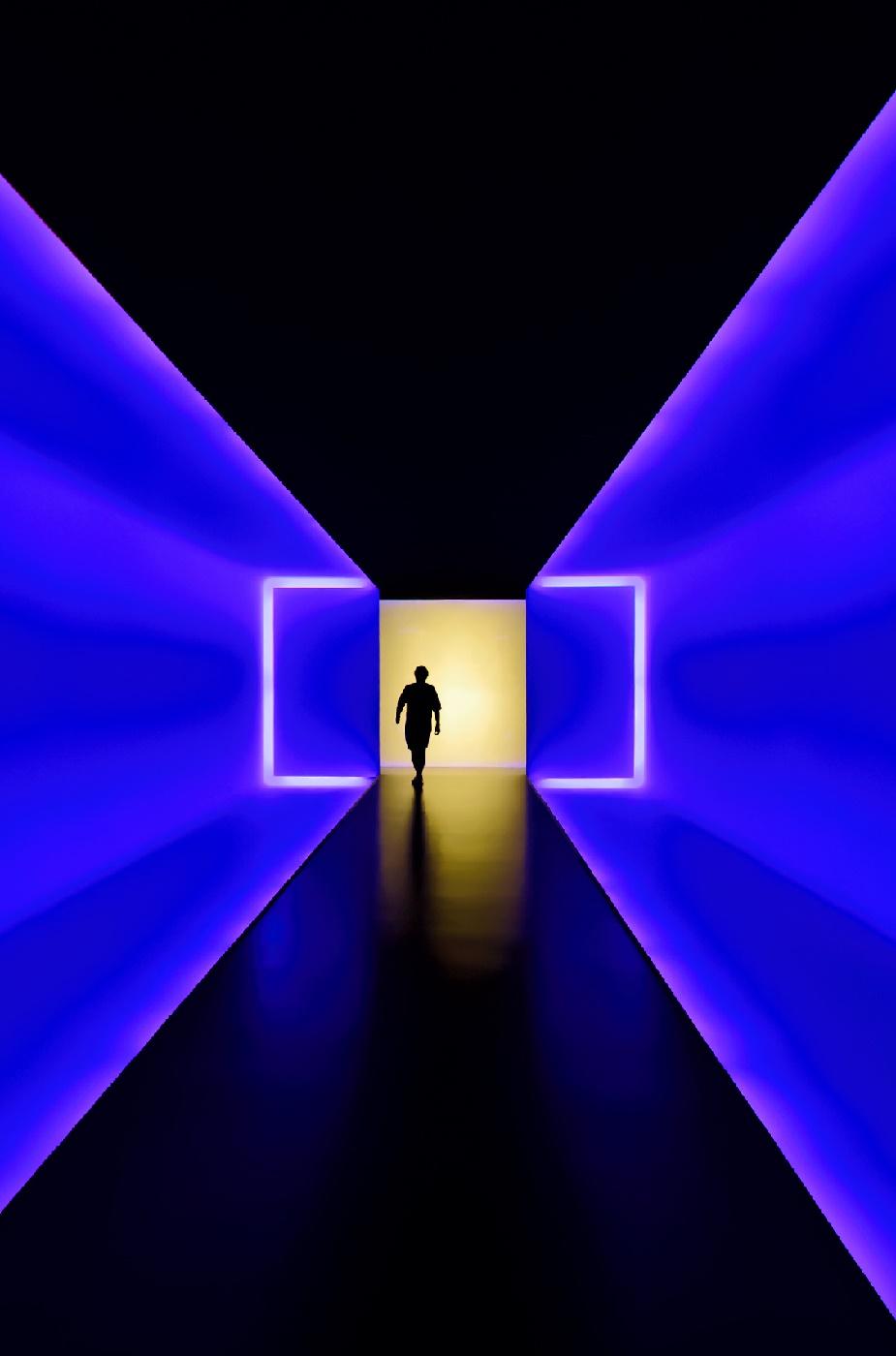 Into The Heart XV ~ The Light Inside James Turrell