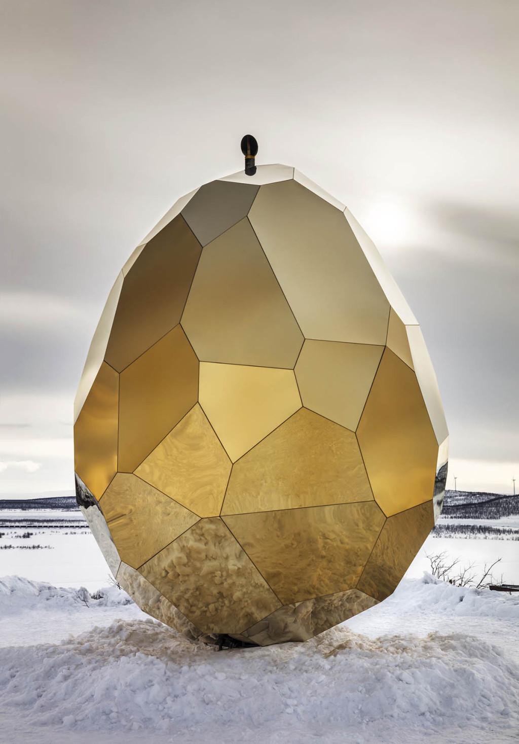 Studio Bigert & Bergstrom Solar Egg