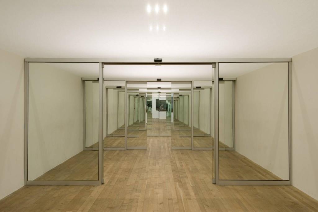 Sliding Doors 2003 by Carsten Höller born 1961