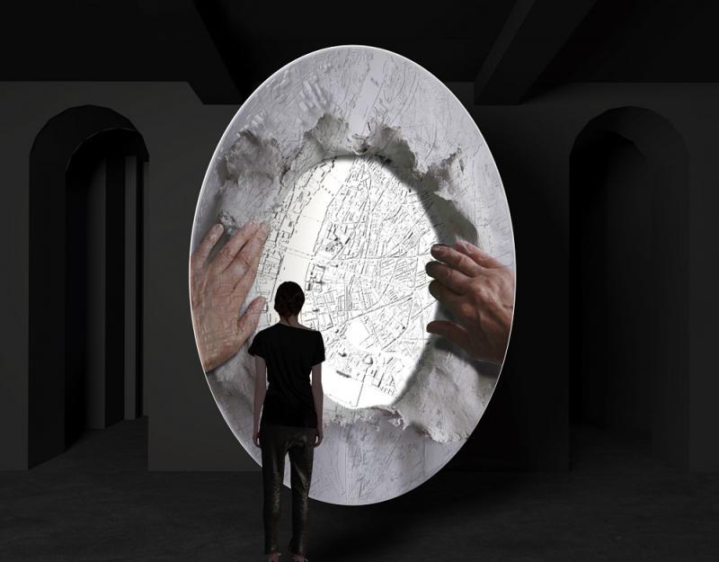 Es Devlin Mask concept image