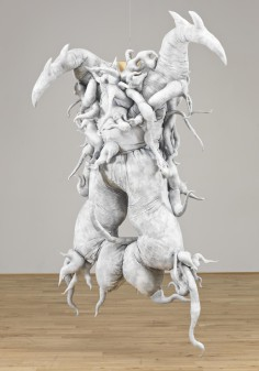 Untitled (Cravings White) 1988, reconstructed 2011 Lee Bul born 1964 Purchased with funds provided by the Asia Pacific Acquisitions Commitee 2014 http://www.tate.org.uk/art/work/T13992