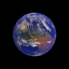 SHI Weili Terra Mars