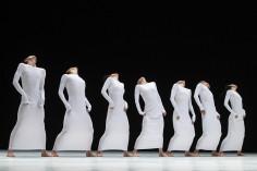 TAO Dance Theatre performs 7 part of the double bill 6 & 7 at Sadler's Wells Theatre, part of Dance Umbrella 2014rrChoreographer: Tao Ye rLighting designer: Ellen Ruge rDancers: Duan Ni, Lei Yan, Fu Liwei, Wang MIngchao, Mao Xue, Li Shunjie, Qian Tingting, rrrsee www.dancetabs.comrphoto - © Foteini Christofilopoulou