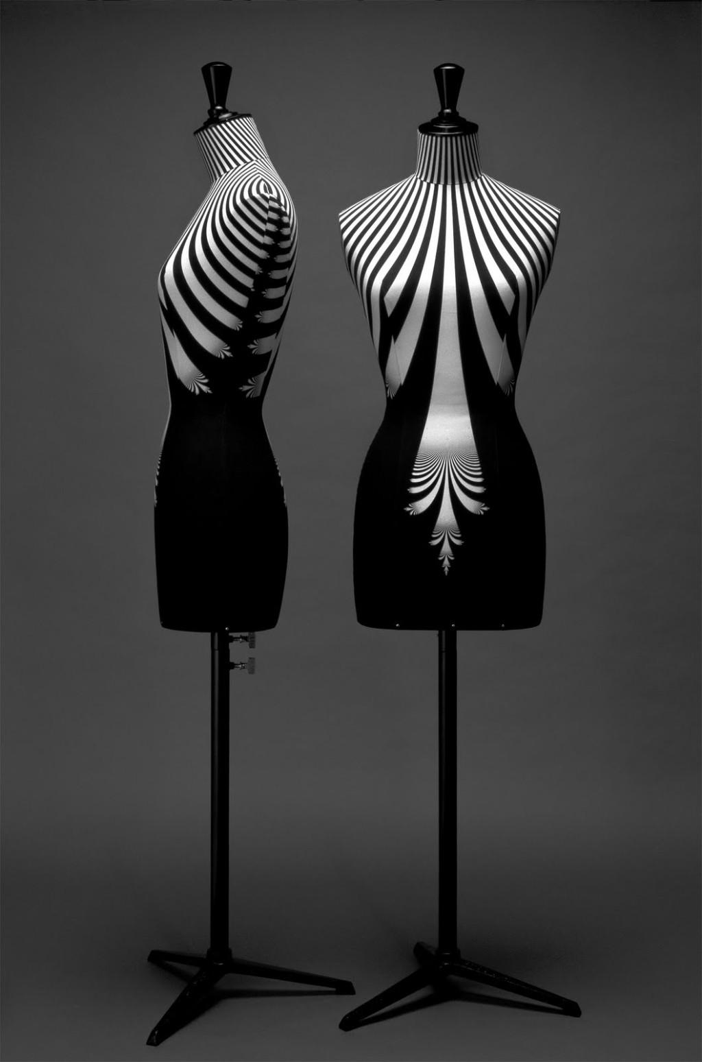 Emmanuel Bossuet Haute Couture Busts 22