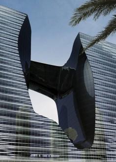 Zaha Hadid Opus Dubai Hotel