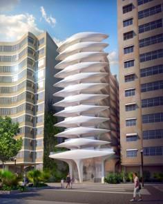 zaha hadid architects Hotel Casa Atlântica