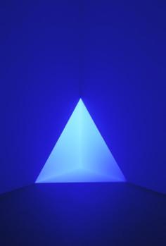James Turrell Gard Pale Blue