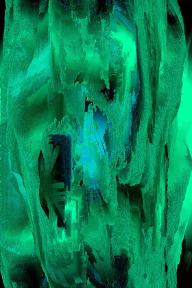 Adam Ferriss crystal display