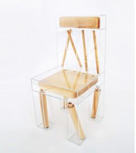 Joyce Lin Exploded Chair