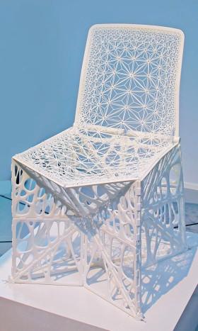 Patrick Jouin The TAMU Chair